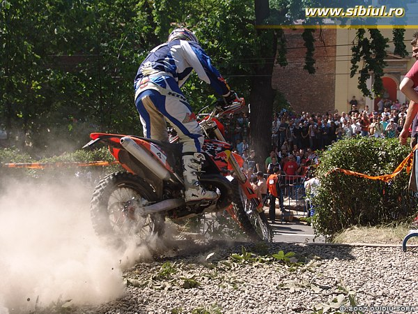 Red Bull Romaniacs Sibiu 2007