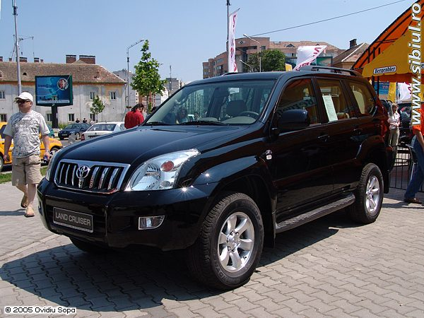 How about a Toyota Land Cruiser price? Also can you please let me know where