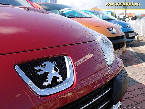Salonul Auto Sibiu 2007