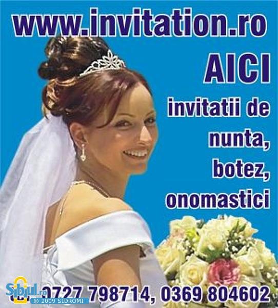 Formati de nunta sibiu webcam
