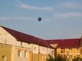 balon pe cerul sibiului