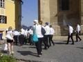 PIATA HUET ,parada portului popular