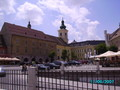 Piata Mica si Podul Minciunilor din Sibiu