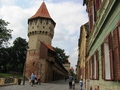 sibiu turnul dulgherilor