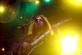 Asis Nasseri, solistul si chitaristul trupei Haggard la Artmania Festival Sibiu 2013