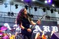 Claudio Quarta, chitaristul trupei Haggard, la Artmania Festival Sibiu 2013