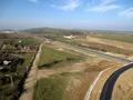 Autostrada A1 Orastie - Sibiu / Giratoriu DC67 Saliste / KM 66 / Noiembrie 2013