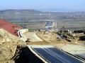 Autostrada A1 Orastie Sibiu / KM 73 - 74 / Octombrie 2013