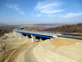 Autostrada A1 Orastie - Sibiu / KM 73 / Noiembrie 2013