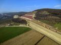 Autostrada A1 Orastie - Sibiu / KM 74 / Noiembrie 2013