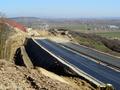 Autostrada A1 Orastie Sibiu / KM 74 / Octombrie 2013