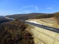 Autostrada A1 Orastie - Sibiu / KM73 - 74 / Noiembrie 2013