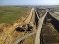 Autostrada A1 Orastie - Sibiu / Tunel Aciliu / KM 64 / Noiembrie 2013