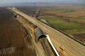 Autostrada A1 Orastie - Sibiu / Tunel peste CF Deva - Sibiu / KM 44 / Noiembrie 2013