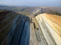 Autostrada A1 Orastie - Sibiu / Viaduct Aciliu / KM 63 / Noiembrie 2013