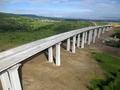 Autostrada A1 / Fotografie Aeriana Viaduct Aciliu KM63