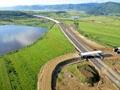Autostrada A1 / Pasaj pe DC65 peste autostrada / KM70