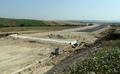 Autostrada A1 Orastie - Sibiu / Km 80 / August 2012