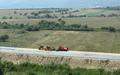 Autostrada A1 Orastie - Sibiu / Km 65 / August 2012