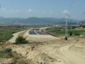 Autostrada A1 Orastie - Sibiu / Km 77 / August 2012