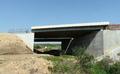 Autostrada A1 / Pod peste Valea Salciei / Km 80 + 410