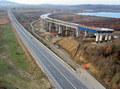 Autostrada Orastie - Sibiu, Noiembrie 2012, Km 71