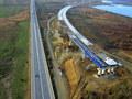 Autostrada Orastie - Sibiu, Noiembrie 2012