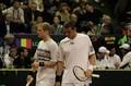 Cupa Davis: Marat Safin si Dmitry Tursunov