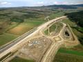 Autostrada A1 / KM56 / Nod Rutier Apoldu de Jos - Amnas DJ143B / 31 August 2013