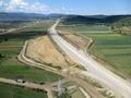 Autostrada A1 / KM76 / Amenajare parcare TIR / 31 August 2013