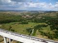 Autostrada A1 / KM62-63 / Viaduct Aciliu peste DC71 / 31 August 2013