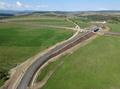 Autostrada A1 / KM81 / Pasaj pe DJ143B / 31 August 2013
