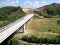 Autostrada A1 / KM63 / Viaduct Aciliu peste DC71 / 31 August 2013