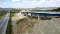 Autostrada A1 / KM71 / Viaduct Sacel / 31 August 2013