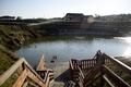 Ocna Sibiului: Lacul Gura Minei