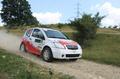 Raliul Sibiului 2010 / Shakedown