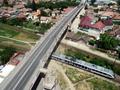 """Reabilitarea viaductului """"Gara Mica"""", DN14 spre Medias / Iunie 2012"""