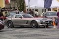 "Mercedes AMG SLS la Salonul Auto ""Masinaria 2010"""