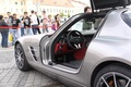 "AMG Mercedes SLS la Salonul Auto ""Masinaria 2010"""