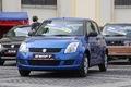 """Suzuki Swift la Salonul Auto """"Masinaria 2010"""""""