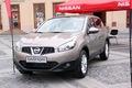 """Nissan Qashqai la Salonul Auto """"Masinaria 2010"""""""