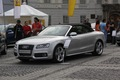 """Audi A5 Cabriolet la Salonul Auto """"Masinaria 2010"""""""