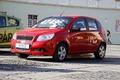 Salonul Auto Masinaria 2010 - Chevrolet Aveo