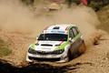Andrea Smiderle - Mauro Marchiori la Sibiu Rally ERC 2013