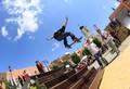 X-CUP Sibiu 2009 / Skateboard