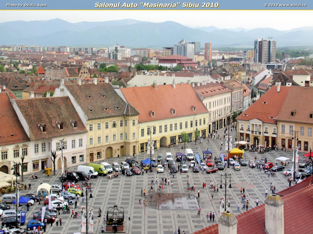 "Salonul Auto ""Masinaria"" Sibiu 2010"