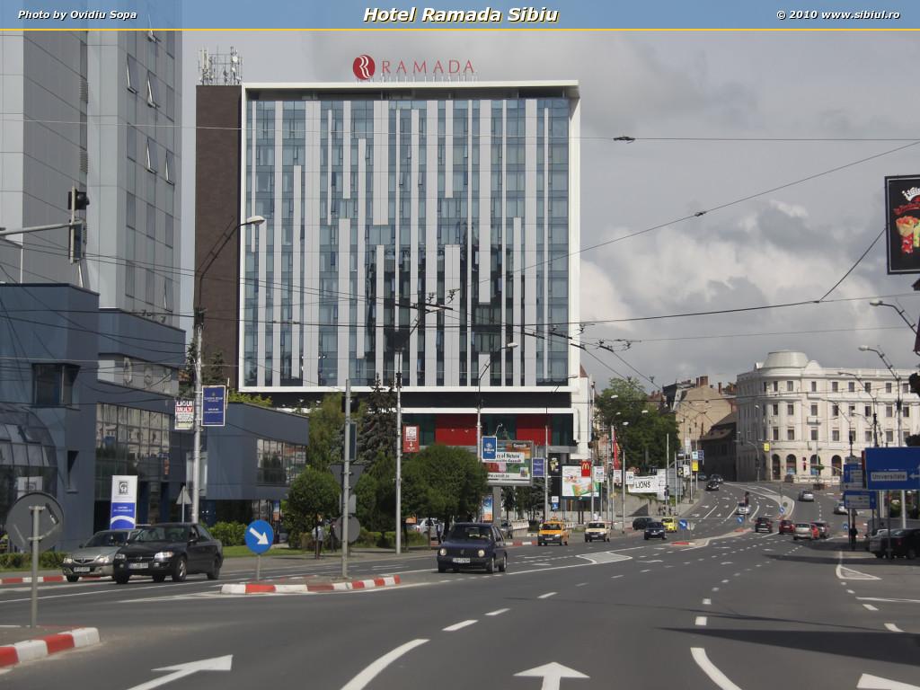 Hotel Ramada Sibiu - Poza zilei din Sibiu