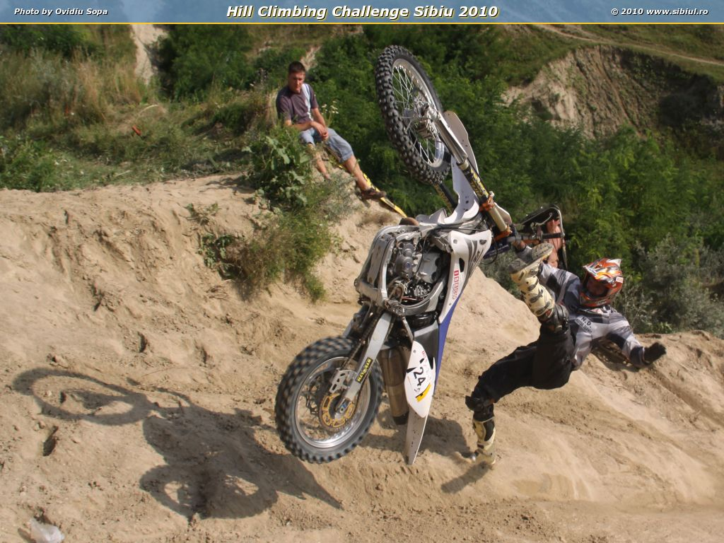 Hill Climbing Challenge Sibiu 2010