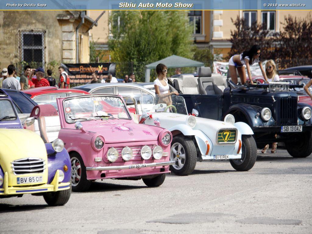 Sibiu Auto Moto Show