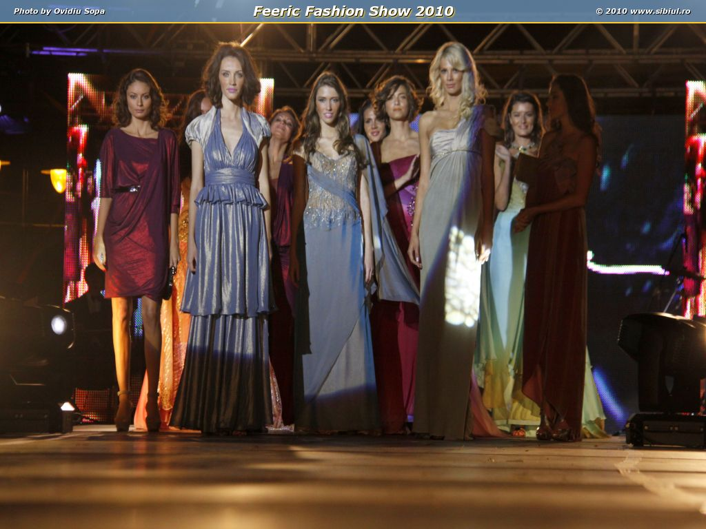 Feeric Fashion Show 2010